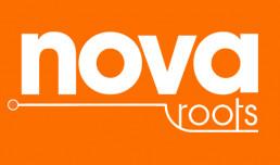 Nova roots logo