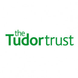 Tudor-Trust-funders logo