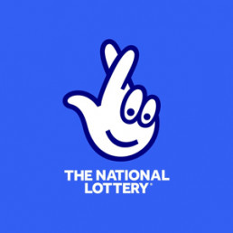 the national lottery funder logo