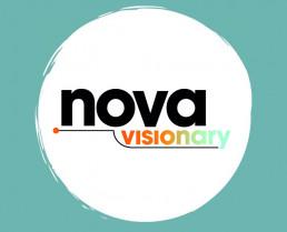 Nova Visionary in circle